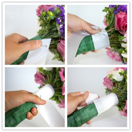 Wedding Flowers How To