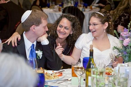 Modern Jewish Wedding I told everyone before I left to go to the mikvah