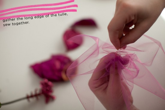 DIY Wedding Fascinator Hair Flower (8)
