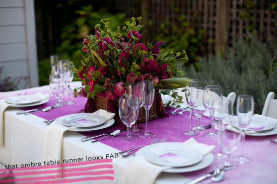 Hot Pink Wedding Decor, Pink Tablescape, Pink Centerpiece, Emily Takes Photos (19)