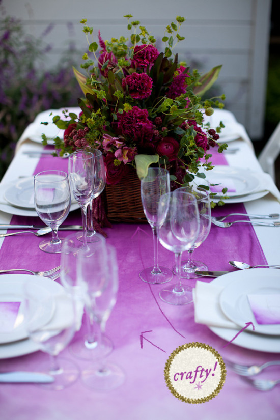Hot Pink Wedding Decor, Pink Tablescape, Pink Centerpiece, Emily Takes Photos (18)