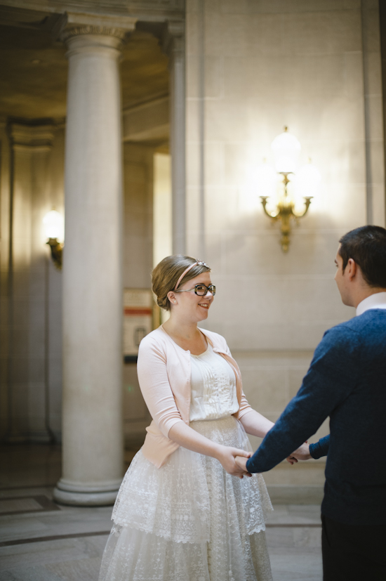 San Francisco City Hall Elopement for Introverts A Practical Wedding Hart & Sol Photo (17)