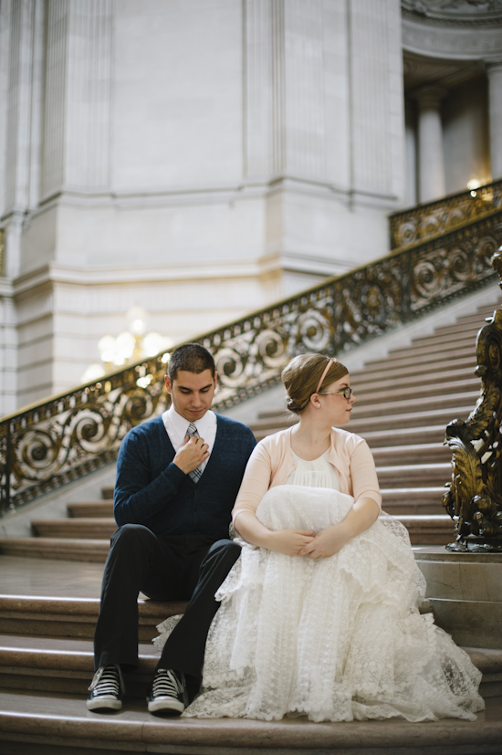 San Francisco City Hall Elopement for Introverts A Practical Wedding Hart & Sol Photo (10)