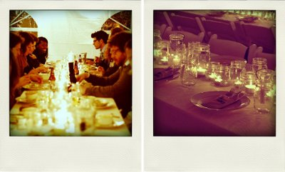 wedding polaroid holga