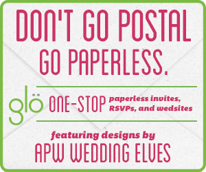 Glö - e-Invites and Wedsites